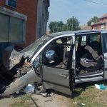 """""""JECAO JE OD BOLA"""" Ispovijest svjedoka nesreće u kojoj se automobil ZAKUCAO U KUĆU"""