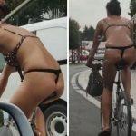Vozila je po propisima, čak je i davala signale kad je skretala (VIDEO)