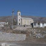 Prijetnje svešteniku i Srbima koji su došli u crkvu u Blagaju
