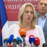 Cvijanović: Sporazum u interesu građana Srpske (VIDEO)