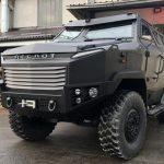 """Primopredaja oklopnog vozila """"Despot"""" MUP-u Srpske (FOTO/VIDEO)"""