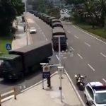 Kina dovodi vojsku na granicu sa Hongkongom (VIDEO)