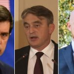 AMBASADORI KOD KOMŠIĆA Hoće li BiH usvojiti ANP i konačno izabrati mandatara