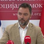 Košarac: Paušalne izjave Mirka Šarovića (VIDEO)