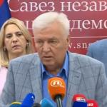 Pavić: Podrška sporazumu o formiranju vlasti na nivou BiH (VIDEO)