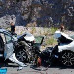 BH državljanka poginula u stravičnom sudaru na putu Podgorica-Bar