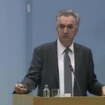 Šarović u NSRS: Neću vam polagati račune (VIDEO)