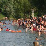 Ekološki veoma čista, rijeka Sana privlači veliki broj kupača i sportskih zaljubljenika (VIDEO)