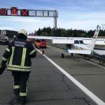 SPASILA IH ODLUKA Instruktor leta i učenica bili u avionu koji je SLETIO NA AUTOPUT kod Zagreba