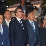 Dodik poručio Drvarčanima: Srpska uz vas i u budućim vremenima (FOTO i VIDEO)