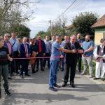 Otvoren novoasfaltirani put u prijedorskom naselju Brezičani (VIDEO)