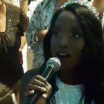 """Kad Afrikanka na svadbi uzme mikrofon i zapjeva """"Oj, Kosovo, Kosovo"""" svi se naježe (VIDEO)"""