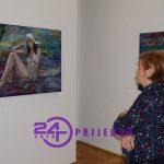 """Otvorena izložba radova sa 13. Likovne kolonije """"Sreten Stojanović"""" (FOTO i VIDEO)"""