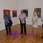"""Otvorena izložba radova nastalih na likovnoj koloniji """"Sreten Stojanović"""" (FOTO)"""