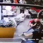 SNIMLJEN NAPAD Zeta Nataše Bekvalac BRUTALNO TUKLI dok nije pao, a potom ga IZBOLI (VIDEO)