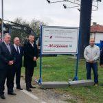 Počela izgradnja kružnog toka na ulazu u Prijedor
