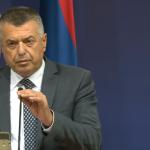 Bratić podnio neopozivu ostavku (FOTO i VIDEO)