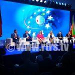 Cvijanovićeva na Ekonomskom forumu u Poljskoj (FOTO)