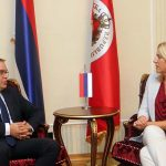 SRPSKA JE POSVEĆENA OČUVANJU MIRA I STABILNOSTI Cvijanovićeva razgovarala sa Vranješom