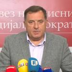 Dodik: Nema saglasnosti o NATO putu (VIDEO)