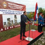 Spirala zločina nad Srbima na ovim prostorima stravična (FOTO i VIDEO)