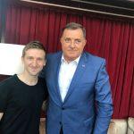 Marin: Cijenim Dodika, jer je veliki čovjek i političar