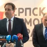 SNSD: SDS ruši srpsko jedinstvo da bi se opravdao sarajevskim i stranim mentorima (VIDEO)