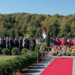 Položeni vijenci na grob Milana Jelića