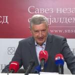 Radmanović: Afirmisaćemo pravo na samoopredjeljenje (VIDEO)