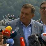 Dodik: Srbi imaju stabilnu, dobro organizovanu i jaku vojsku