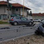 ŽESTOK SUDAR Dvije osobe povrijeđene nakon teške nesreće na putu Tuzla – Zvornik