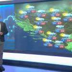U utorak prije podne kiša, tokom dana razvedravanje (VIDEO)
