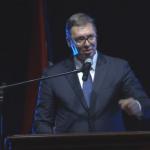 Vučić: Moramo biti jedni uz druge, štitićemo svoj narod (VIDEO)