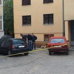 Gorio automobil zamjenika načelnika Policijske uprave Trebinje