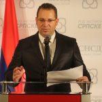 Kovačević: Vjerujem da će DNS i SNSD nastaviti da rade zajedno u korist Srpske