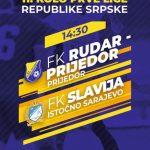 Vuković Vojislav sudi utakmicu Rudar Prijedor-Slavija