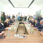 POČEO SASTANAK SNSD I DNS Kakva je budućnost najdugovječnije koalicije u Srpskoj (FOTO)