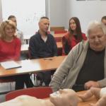 Volonteri gradske organizacije Crvenog krsta Prijedor (VIDEO)