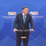 Dodik: Svi smo opredijeljeni za mir i razvoj (VIDEO)