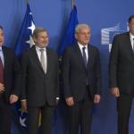 Dodik prenio Hanu da je za saradnju na EU putu, ali ne i za članstvo u NATO (VIDEO)
