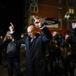 Slavlje u Gračanici zbog pobjede Srpske liste (VIDEO)