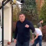 IMA LI KO DA MU STANE NA CRTU Milorad Dodik pokazao zavidno znanje u košarkaškoj akciji (VIDEO)