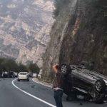 PRIZORI S LICA MJESTA SU STRAVIČNI Epilog nesreće kod Mostara – četiri osobe povrijeđene