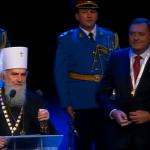 Patrijarh Irinej: Dodik diše sa srpskim narodom i za srpstvo (VIDEO)