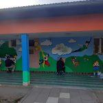 LIKOVI IZ BAJKE KRASE UČIONICU Dva mlada Prijedorčana oslikali zidove vrtića