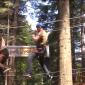 Avantura park bogatiji za zip-lajn dužine 250 metara (VIDEO)