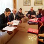 Potpisan notarski ugovor o prodaji građevinskog zemljišta u Industrijskoj zoni Celpak