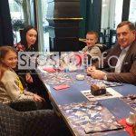 NAJDRAŽI TRENUCI Milorad Dodik svaki slobodan trenutak provodi uz porodicu