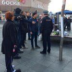 Nakon upozorenja policije, Blagić priveden