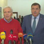 Dodik-Pavić: Saradnja SNSD-a i DNS-a stabilna i neupitna (VIDEO)